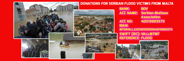 Floods In Serbia Biggest Natural Disaster In 100 Years