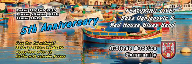 Invitation to 5th Anniversary MSC